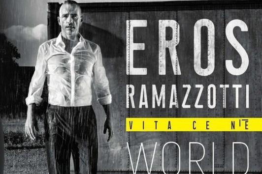Eros Ramazzotti in Bozen