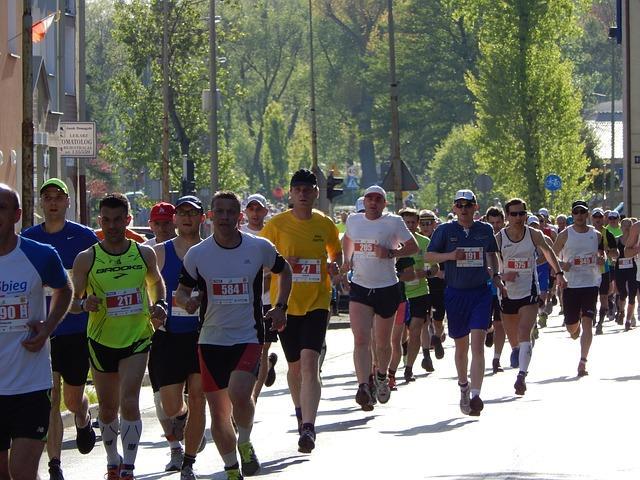 Frühlings-Halbmarathon