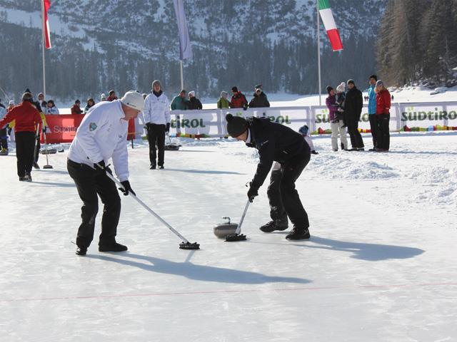International Curling Cup Pragser Wildsee