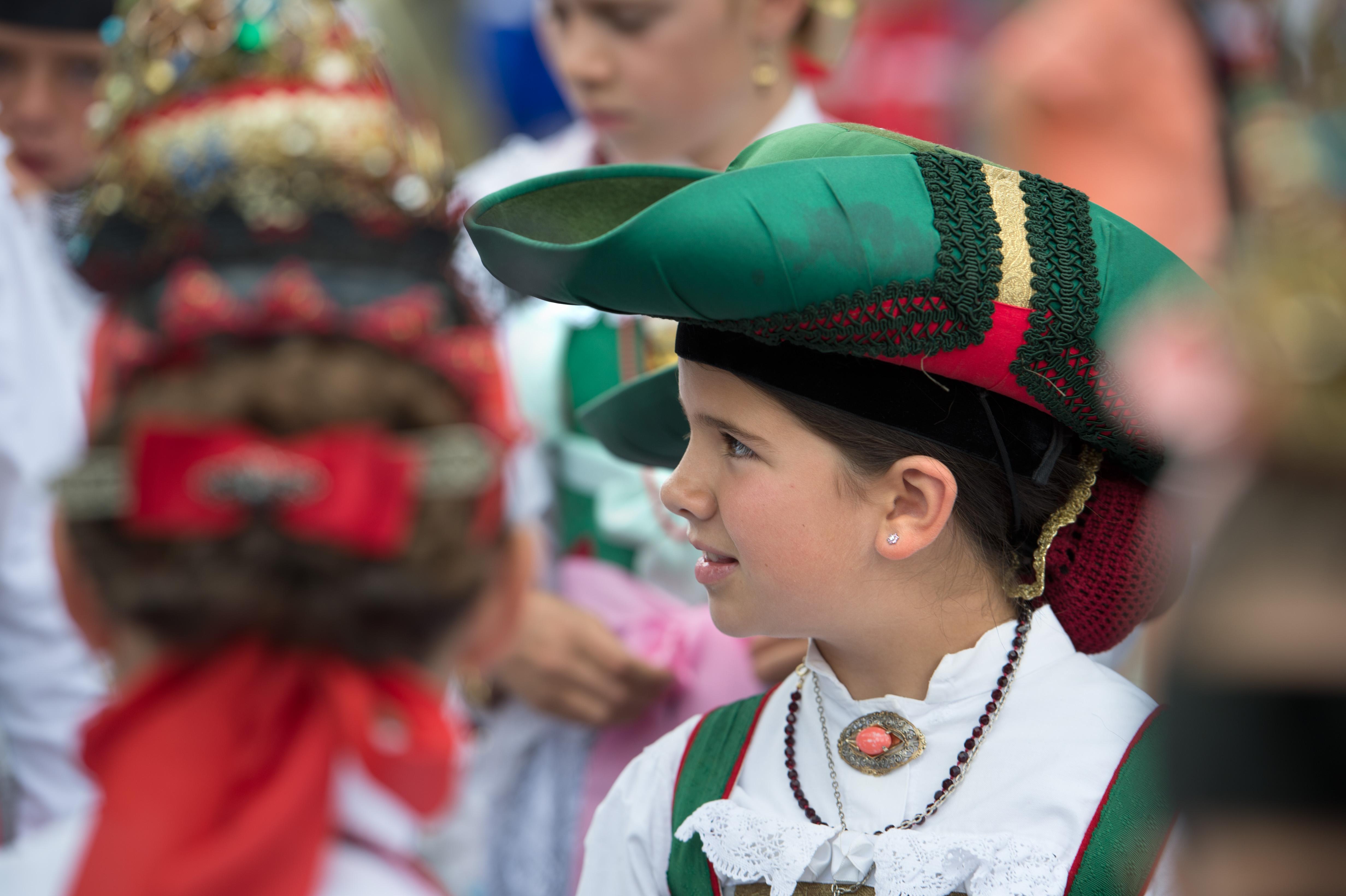 Gröden Folklore Festival