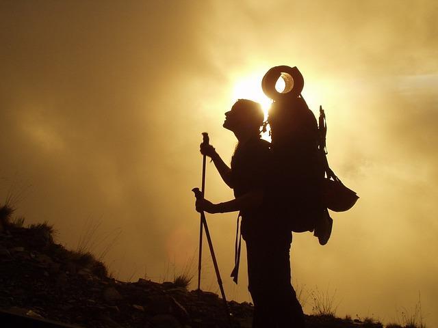 24 hours hike with Kammerlander