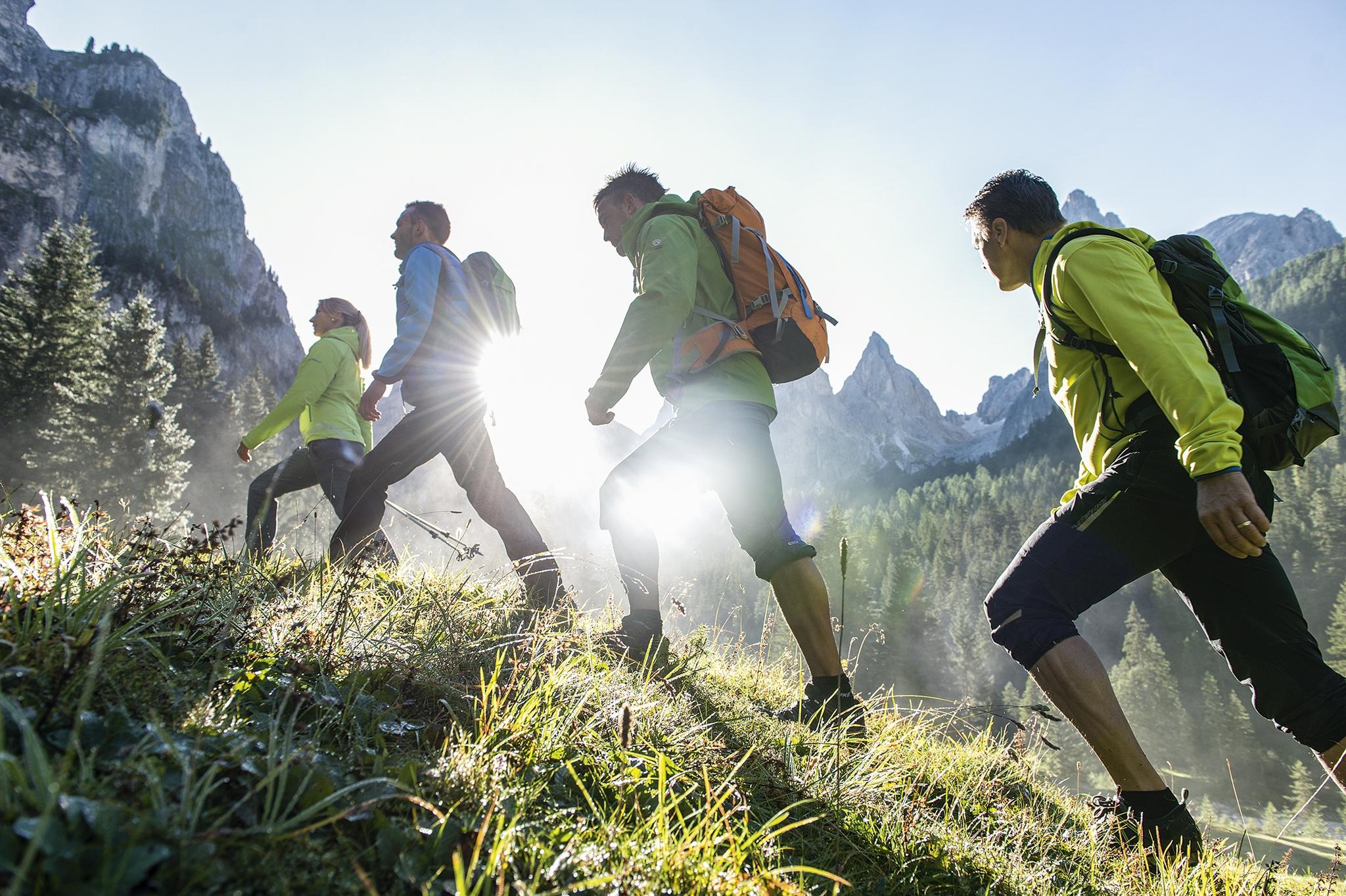Urlaubsangebote Balance- Zeit für Bewegung in der Natur