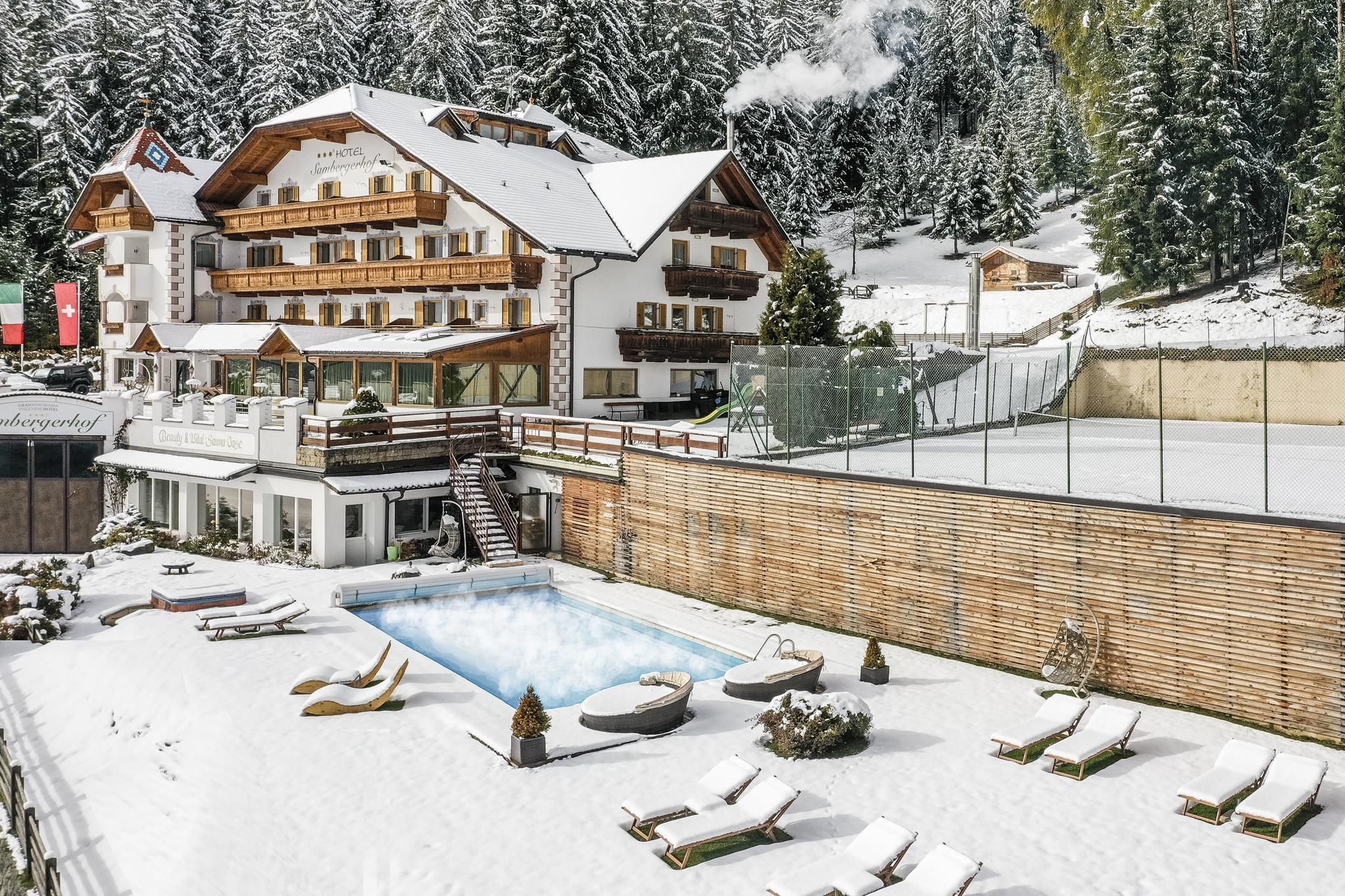 Urlaubsangebote Wintertraum in den Bergen ( 7 Tage )